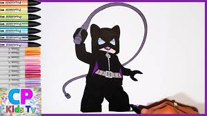 lego catwoman from batman coloring pages part 15 batman coloring