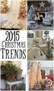 the 25 best christmas 2015 trends ideas on pinterest burlap