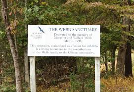webb nature sanctuary nova parks