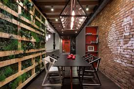 exposed brick charming dining rooms with exposed brick wall