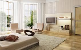 Interior Interior Simple Apartment Living Apartment Excellent Living Room Design Using Beige Leather Sofa