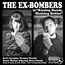 the ex bombers electronic press kit and band profile on cavetone