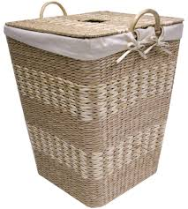 wooden laundry hamper with lid woven laundry hamper with lid in clothes hampers
