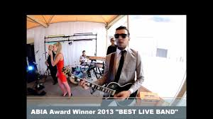 sydney wedding band vibe wedding band promo clip sydney wedding band promo clip