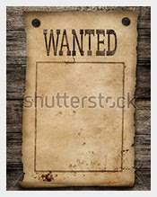 89 wanted poster templates u2013 free printable sample example