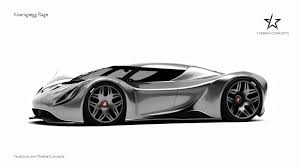 new koenigsegg 2016 new baby koenigsegg supercar gets rendered forcegt com