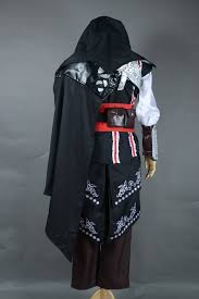Ezio Halloween Costume Aliexpress Buy Assassin U0027s Creed 2 Ezio Costume