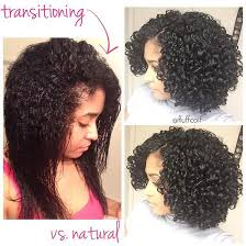 Transitioning Protective Styles - transitioning from relaxed to natural plant based ethnic hair