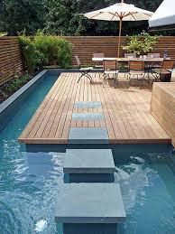 Fabulous Small Backyard Designs With Swimming Pool - Small backyard designs