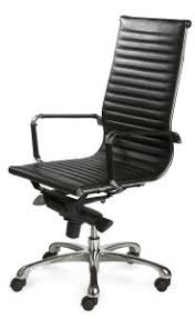 fauteuil de bureau cuir noir cool chaise de bureau cuir luxe decoration fauteille ori fauteuil