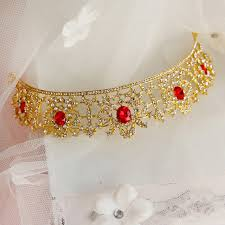 aliexpress buy gold crown hair ornaments