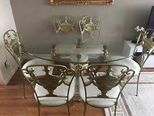Italian Dining Tables And Chairs Italian Dining Table And Chairs Ebay
