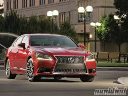 old lexus cars 2013 lexus ls f sport modified magazine