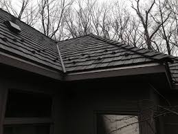davinci synthetic slate roofing u0026 snow guards installation