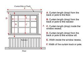 Curtain Size Calculator How To Measure A Window For Curtains Uk Centerfordemocracy Org