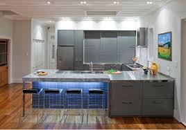 Modern Gray Kitchen Cabinets 15 Modern Gray Kitchen Cabinets In Silver Shades Interior Design