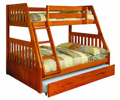 Amazoncom Discovery World Furniture Twin Over Full Bunk Bed With - Full and twin bunk bed