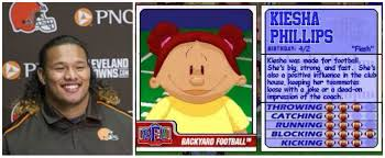 which characters from u0027backyard football u0027 are the 2015 cleveland
