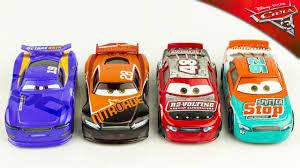 disney pixar cars 3 race to win 4 gift pack diecast tim treadless