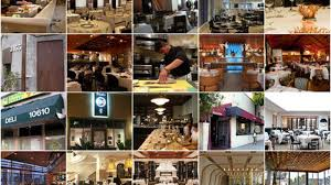 Lacc Map A Guide To The Most Expensive Restaurants In Los Angeles