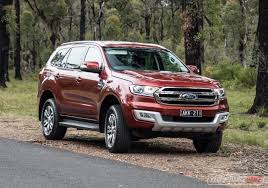 2016 Ford Everest 2017 Ford Everest Trend Review Video Performancedrive
