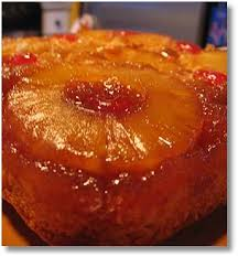 pineapple upside down cake recipe matcher