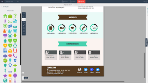 infographic resume how to create an infographic resume free of cost