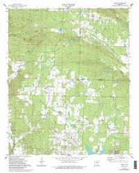 State Of Arkansas Map by Congo Topographic Map Ar Usgs Topo Quad 34092f5