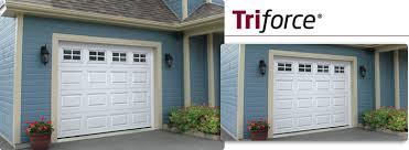 Overhead Door Windows Triforce Residential Garage Doors Hicklin Overhead Doors