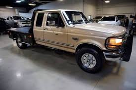 1997 Ford F250 Utility Truck - 1997 diesel ford f 250 pickup for sale 197 used cars from 2 000