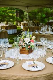 what size centerpiece for 60 round table wedding round table centerpieces