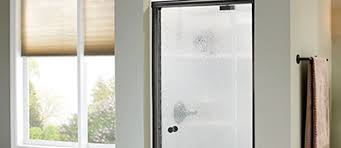 Frameless Bifold Shower Door Pivoting Shower Door Bifold Hinged Pivot Doors Delta