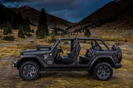 2018 jeep wranger unlimited sahara automobile magazine