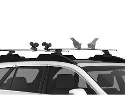 How To Install Roof Rack On Honda Odyssey by Showdown Sup U0026 Kayak Rack Yakima