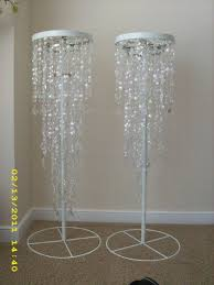 Wedding Centerpiece Stands by Diy Wedding Chandeliers Google Search Chandeliers Pinterest
