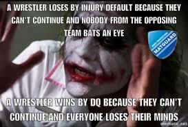 Trainer Meme - 5 joker memes athletic trainers can relate to in wrestling matguard
