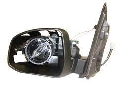 ford focus wing mirror parts ford focus door mirror lh electrical heated signal mirror from