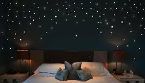 fiber optic light turn your bedroom into a starry sky at night