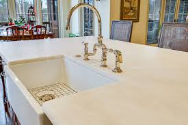 Kitchen Marble Countertops Honed Marble Countertops In Kitchen And Bathroom Surface One