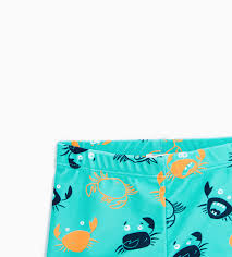 crab print swimming trunks view all accessories boy 5 14