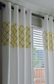 Yellow And Gray Window Curtains Yellow And Grey Window Curtains Home Design Ideas