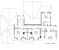 aho construction floor plans dennis 5202 4 bedrooms and 4 baths the house designers