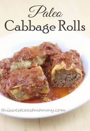 whole30 paleo cabbage rolls recipe this west coast mommy