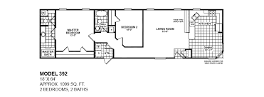 Floor Plans For Mobile Homes Double Wide Creek Floor Plans For Manufactured Homes San Antonio