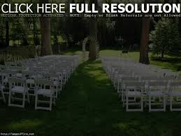 Casual Wedding Ideas Backyard Tried It Tuesday Cute And Delicious Wedding Placeholder Diy Image