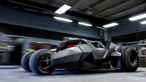 batman tumbler cost 1 million race