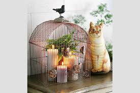 How To Decorate A Birdcage Home Decor Decorative Bird Cage Art Ideas Crafts