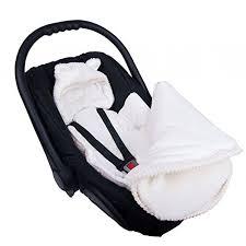 nid d ange siege auto couverture nid d ange pour siège auto ou pousette antiallergique