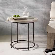 west elm concrete side table beautiful concrete side table with concrete pedestal side table west