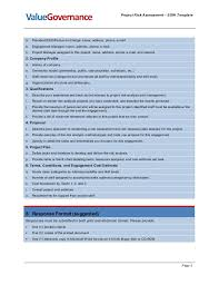 pm pm001 04 risk assessment sow template
